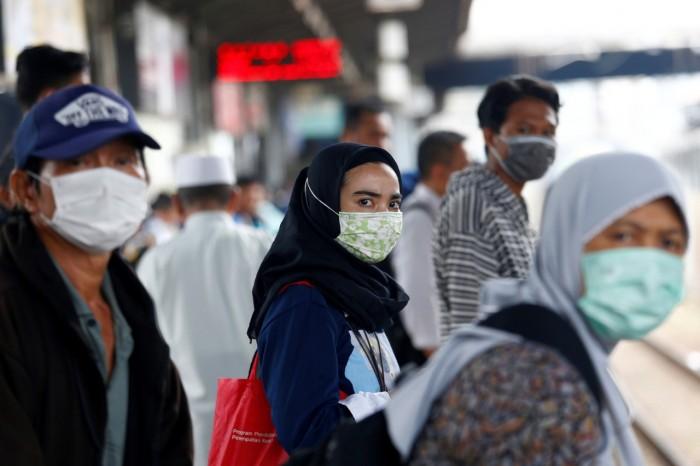 إندونيسيا تُسجل 50 وفاة و2345 إصابة جديدة بكورونا