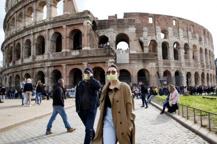 إيطاليا تُسجل 4 وفيات و629 إصابة جديدة بكورونا