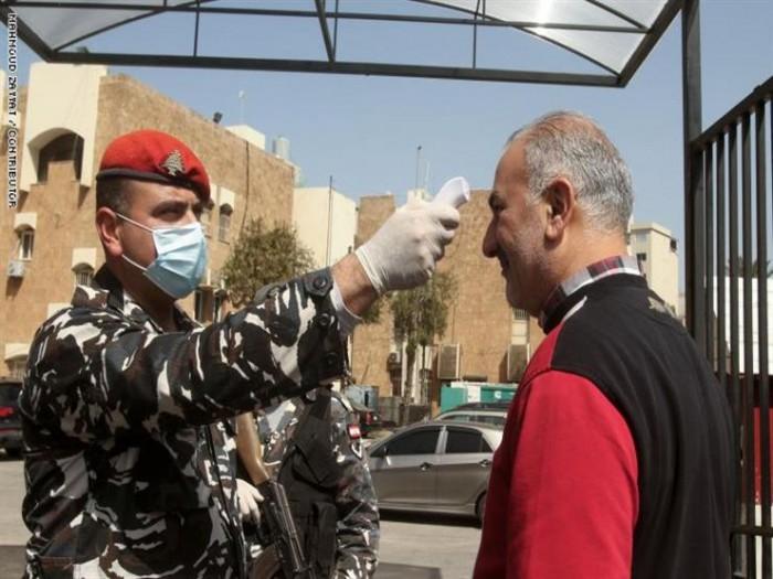لبنان: 397 إصابة جديدة بفيروس كورونا