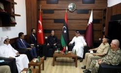 اتفاق ثلاثي الشر قطر وتركيا والوفاق لجعل ميناء مصراتة قاعدة بحرية لأنقرة