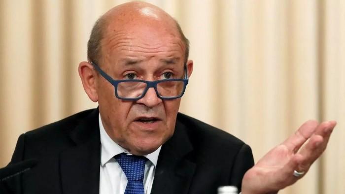 فرنسا تُندد بالانقلاب العسكري بمالي