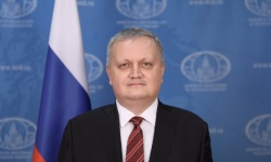 السفير الروسي بالقاهرة: نحترم رأي دول الخليج بشأن إيران
