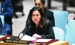 مبعوثة الإمارات لدى الأمم المتحدة: الاتفاق مع إسرائيل أنقذ مبادرة السلام العربية