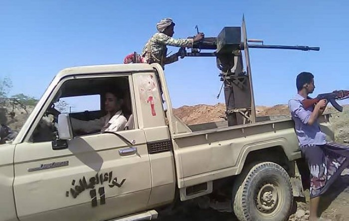 مقتل وجرح متسللين حوثيين في حيس