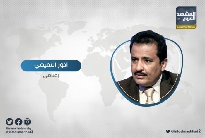 التميمي: العيسي يستحق المحاكمة.. ومن يُدافع عنه فاسد مثله