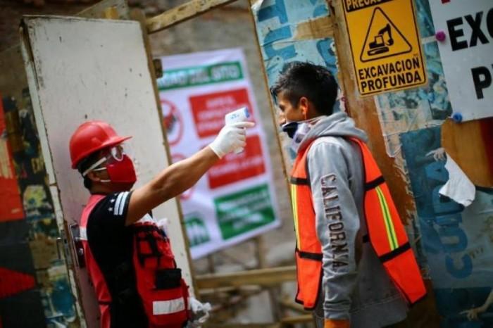 المكسيك تسجل 6482 إصابة جديدة بفيروس كورونا