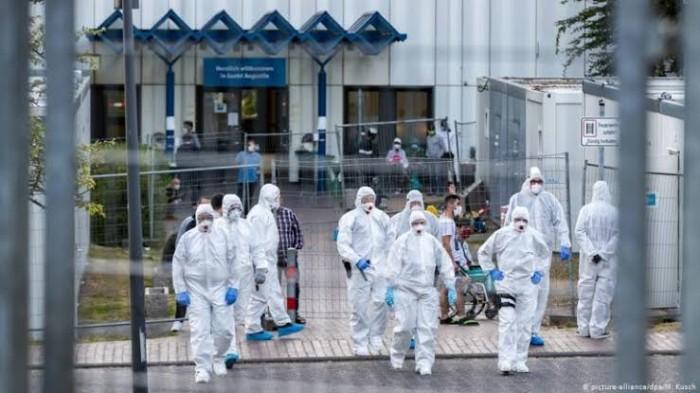 ألمانيا تُسجل حالتي وفاة و782 إصابة جديدة بكورونا