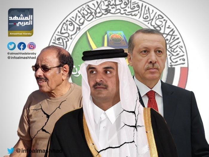 الوطن السعودية: قطر تشتري الذمم وتؤسس معسكرًا في تعز