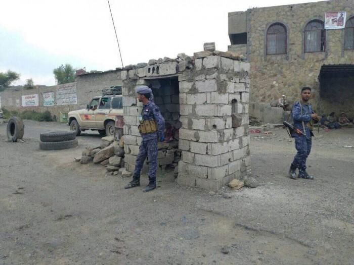 """مليشيا الإخوان تجتاح الحجرية وتخطتف قيادات من """"اللواء 35"""""""
