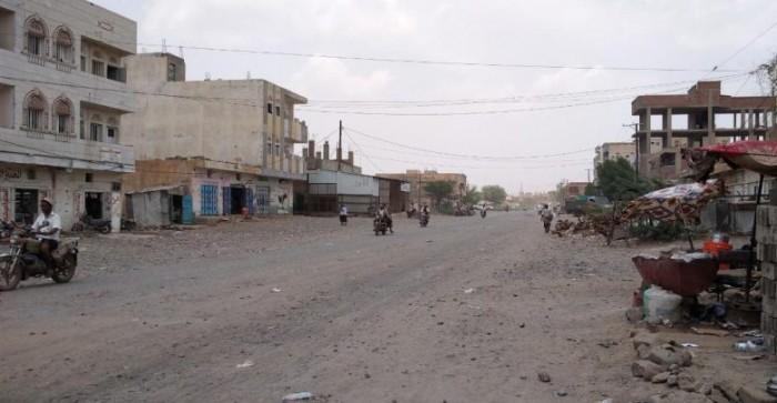 تجدد قصف مليشيا الحوثي على شمال حيس
