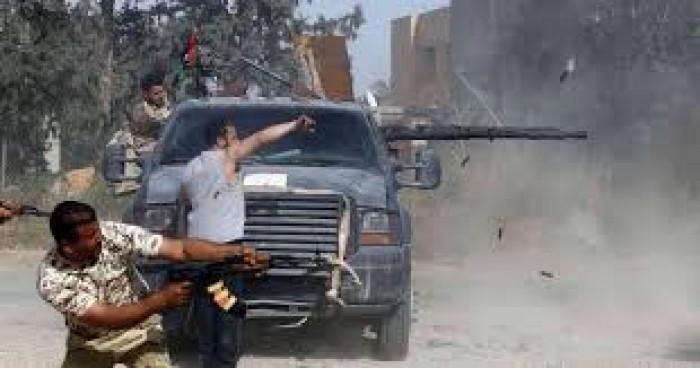 """اشتباكات مسلحة في طرابلس أثناء اعتقال مسؤول بـ""""الوفاق"""""""