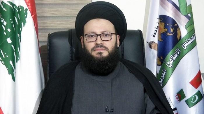 الحسيني يكشف مُخطط حزب الله لإشعال الفتنة بلبنان