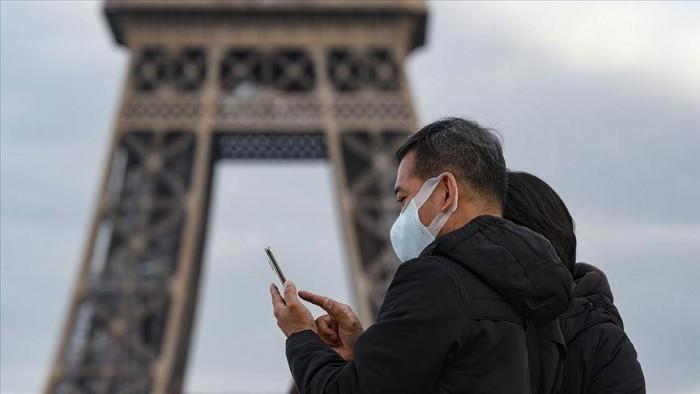 فرنسا تسجل 7379 إصابة جديدة بكورونا و20 وفاة
