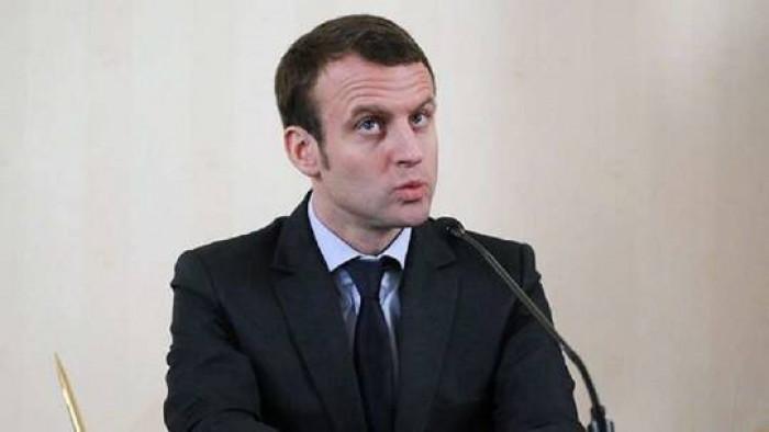 الرئيس الفرنسي يبدأ زيارته للعراق