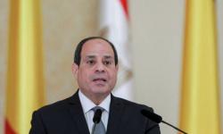 """الرئيس المصري مثمنا الاتفاق الإماراتي الإسرائيلي: """"خطوة في اتجاه السلام"""""""