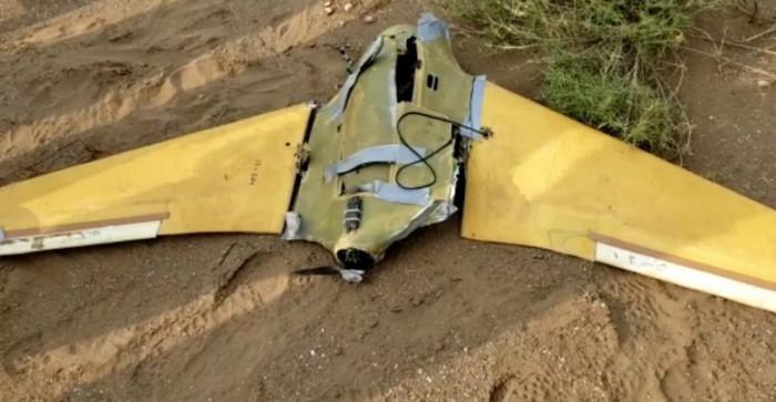 إسقاط طائرتين مسيرتين لمليشيا الحوثي بالحديدة
