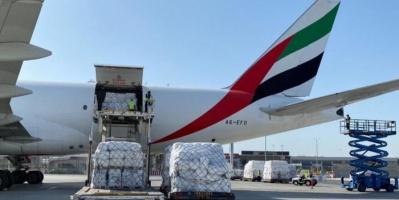 لمواجهة الفيضان.. الإمارات تغيث السودان بطائرة مساعدات طبية وغذائية