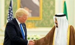 الملك سلمان يُجري اتصالًا هاتفيًا مع ترامب