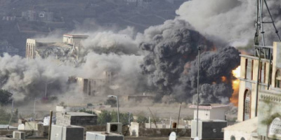 قصف مصانع إخوان ثابت.. إرهاب غاشم يصنعه الحوثيون