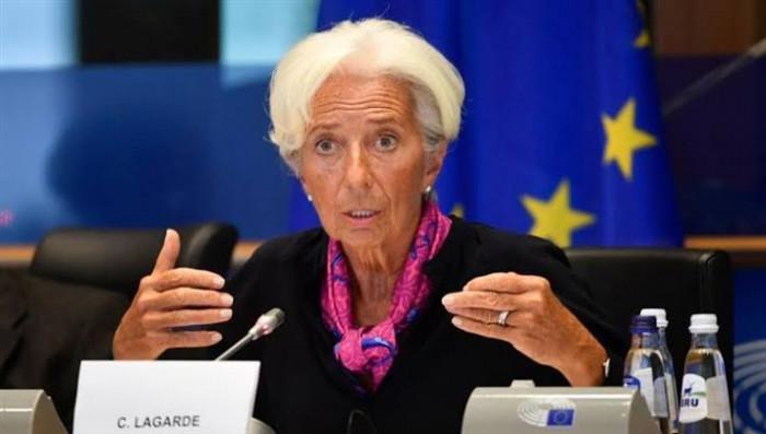 رئيسة المركزي الأوروبي محذرة الحكومات: لا تهاون مع تداعيات كورونا