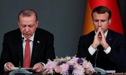 أردوغان يصعد مع فرنسا ويهدد ماكرون بعدم العبث مع تركيا