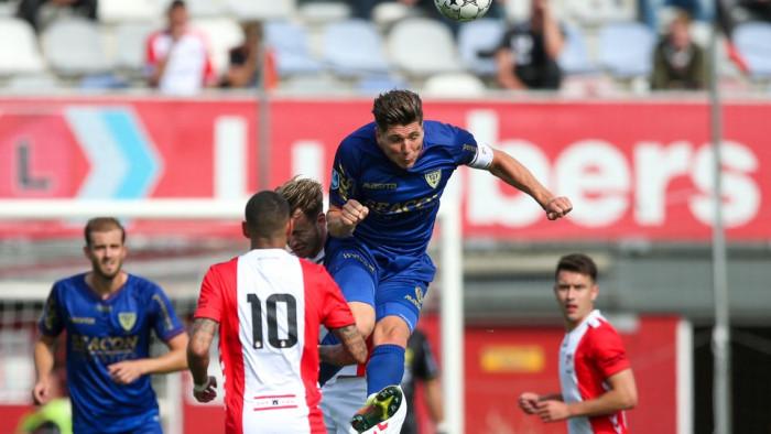 فينلو يفتتح مشواره في الدوري الهولندي بفوز مثير على إيمين