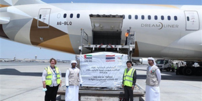 ثالث طائرة مساعدات طبية.. الإمارات تواصل مسيرة عطائها بإغاثة سوريا