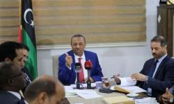 استقالة الحكومة الليبية المؤقتة نتيجة الاحتجاجات الشعبية