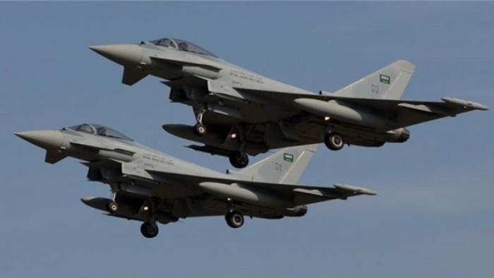 التحالف يشن غارات جديدة على مخازن الأسلحة في صنعاء