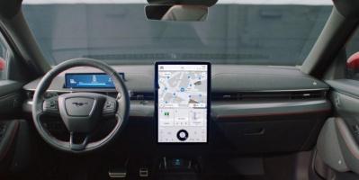 فورد تزيح الستار عن الجيل الرابع من Sync في سياراتها الكهربائية