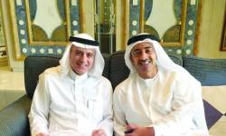 الجبير يبحث مع وزير الخارجية الإماراتي المستجدات بالمنطقة