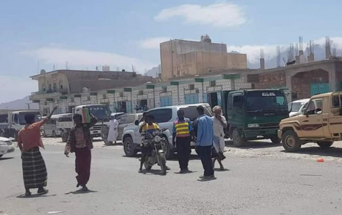 شرطة السير تعزز الانضباط المروري في حديبو (صور)