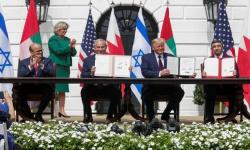 رسميا.. توقيع اتفاقيتي السلام بين الإمارات والبحرين وإسرائيل