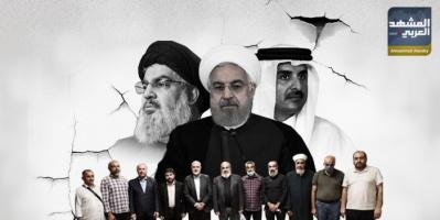 محور الشر.. الحوثي وحماس في ضيافة نصر الله (إنفوجراف)