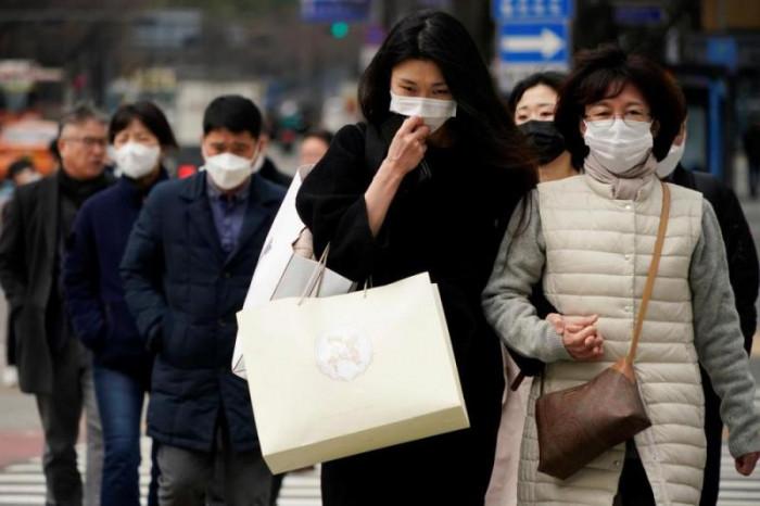 إصابة 113 حالة بفيروس كورونا في كوريا الجنوبية