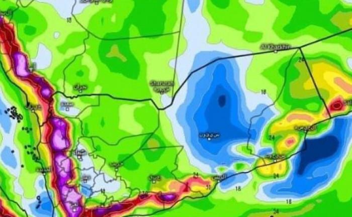 خلال ساعات.. سحب وأمطار على محافظات الجنوب