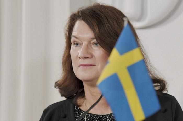 """""""الخارجية السويدية"""" تطالب بإنجاز مفاوضات الإعلان المشترك"""
