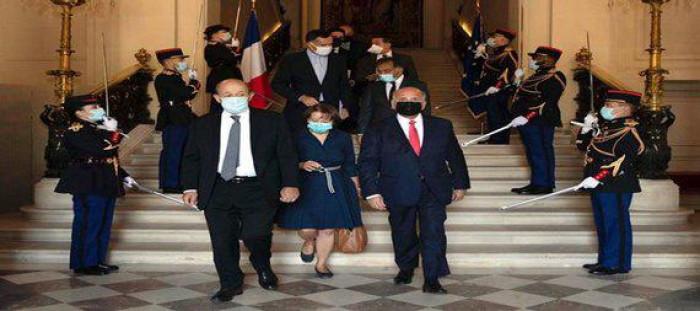 وزير الخارجية الفرنسي: باريس ستوظف دورها الدولي لدعم السيادة العراقية