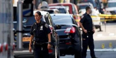 إطلاق نار في نيويورك وسط سقوط ضحايا