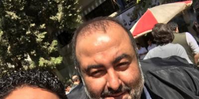 كريم عفيفي يهنئ المخرج سامح عبد العزيز بعيد ميلاده
