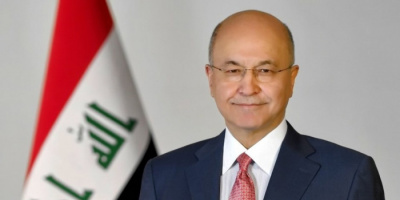 الرئيس العراقي: الإصلاح يتطلب انتخابات مبكرة بعيدة عن سطوة السلاح