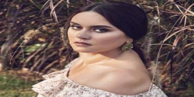 رشا مهدي تحتفل بتتويج الأهلى ببطولة الدورى الـ 42 في تاريخه