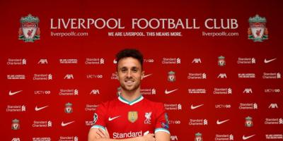 جوتا: الانضمام إلى ليفربول أمر لا يصدق