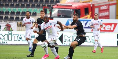 طرابزون سبور يسقط في فخ التعادل السلبي أمام دينيزليسبور في الدوري التركي