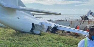 تحطم طائرة شحن كينية بالعاصمة الصومالية