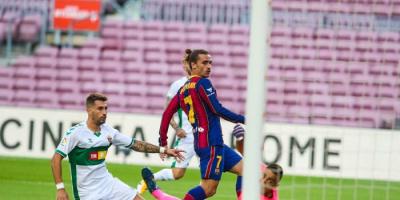 برشلونة يفوز بكأس خوان جامبر