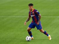 كوتينيو: افتقدت للعب مع برشلونة