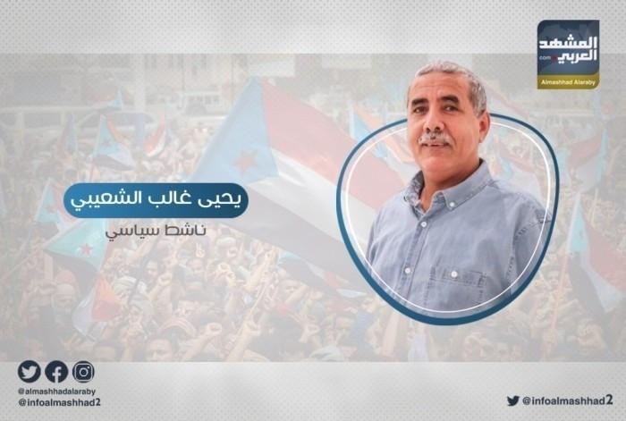 """""""غالب"""" يُثمن جهود محافظ عدن في مواجهة لوبي الفساد"""