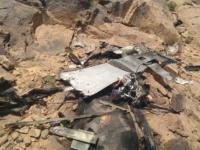 مقذوف حوثي يصيب 5 سعوديين بقرية حدودية