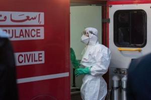 المغرب يُسجل 40 وفاة و2552 إصابة جديدة بكورونا